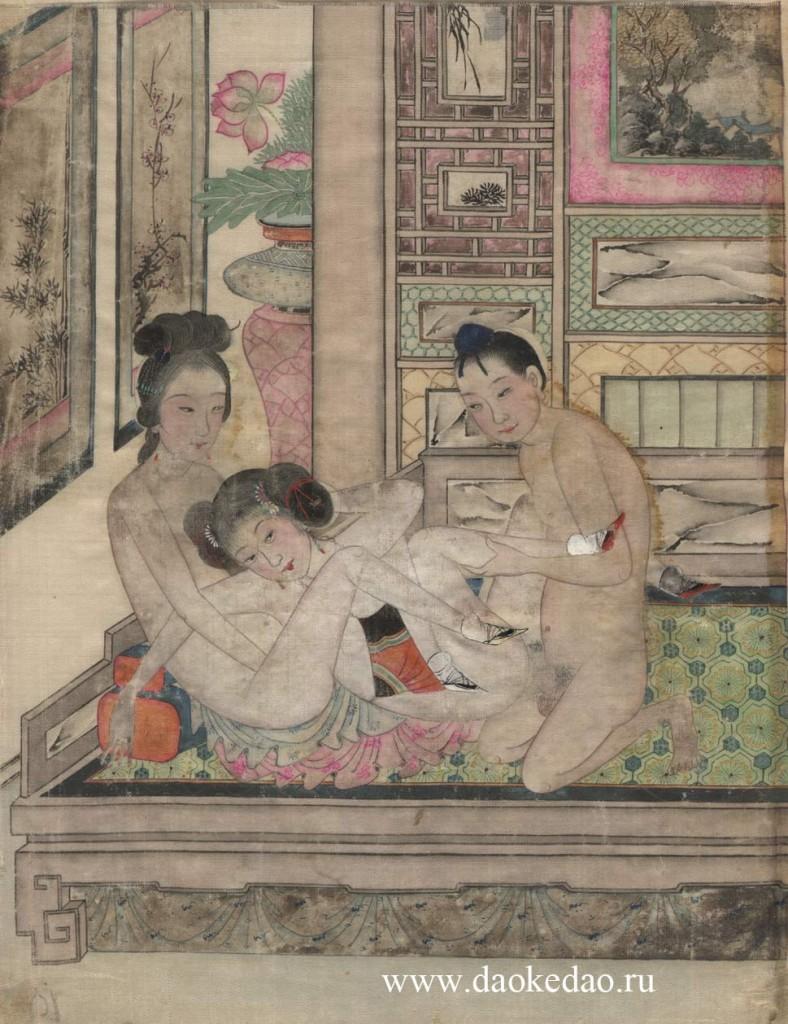 Однополый секс в искусстве китая извиняюсь