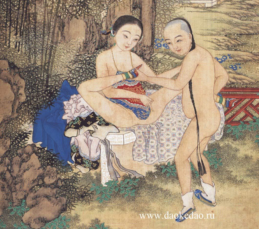 Китае еротика в