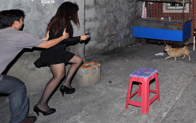Фото китайских проституток