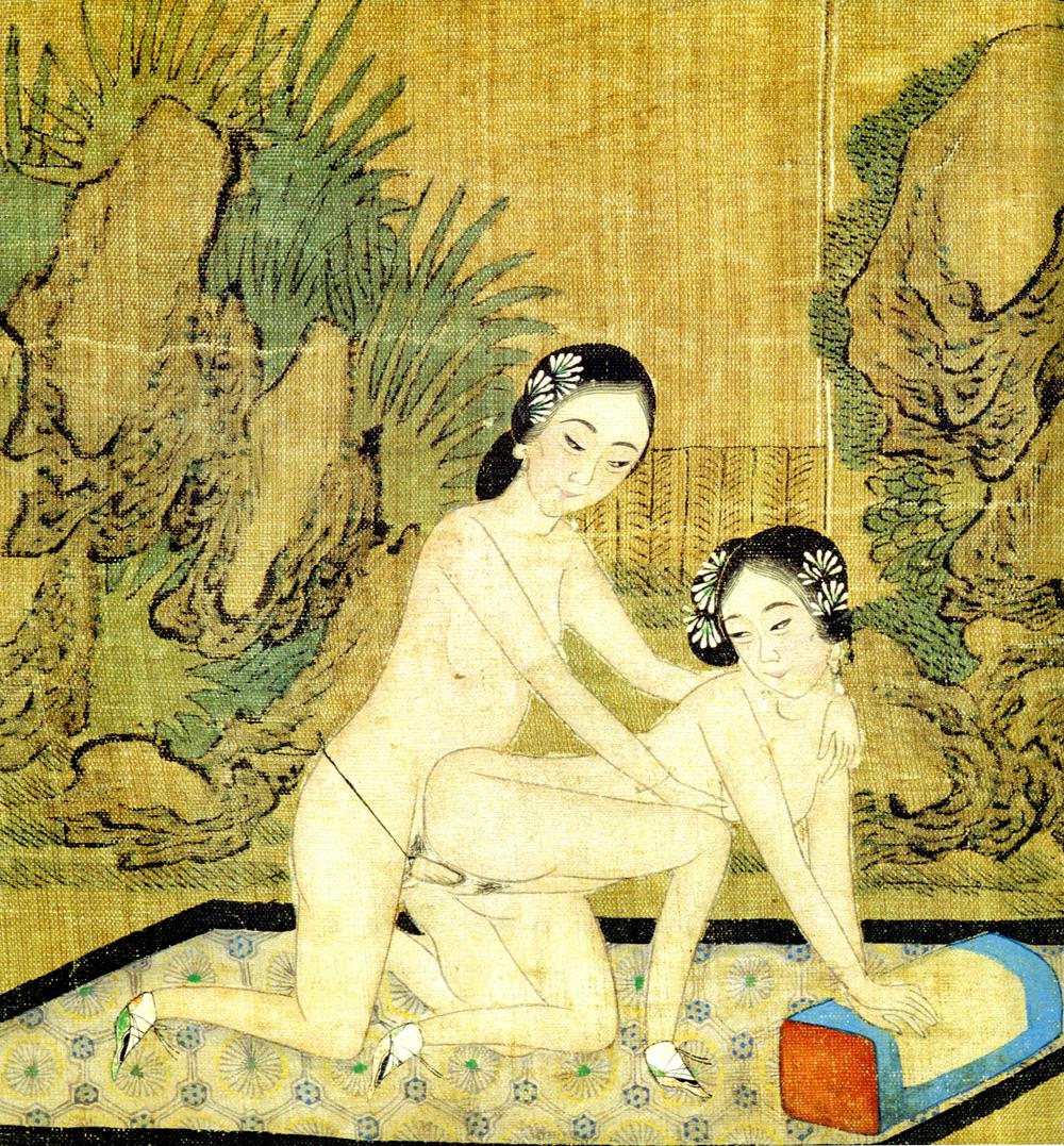 Сексуальная у китайцев 16 фотография