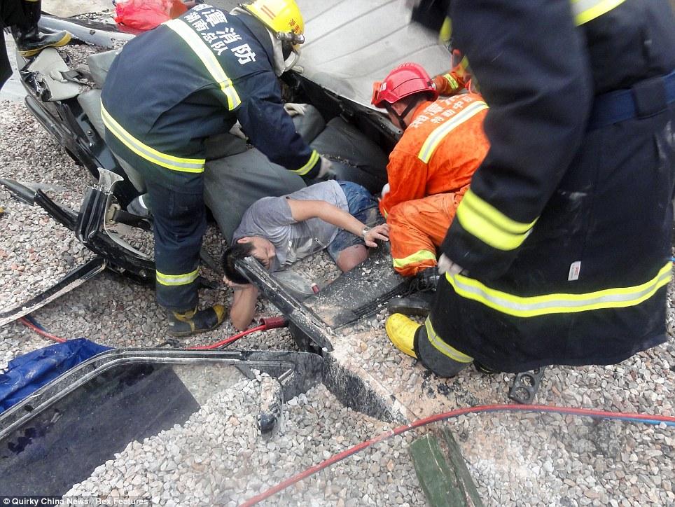 производственные травмы водителя автомобиля одно