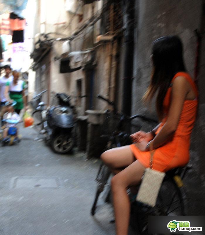 Проститутка В Шанхае