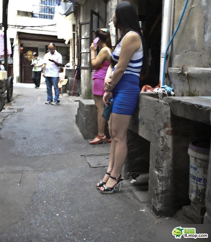 Проститутки вшанхае