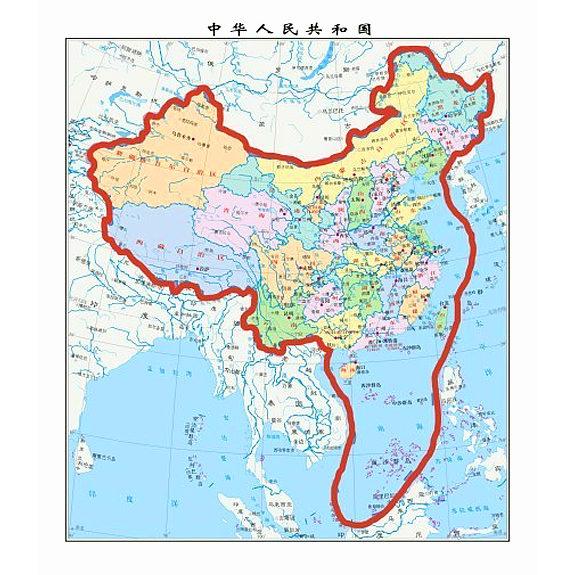Карта спорных территорий россии с китаем