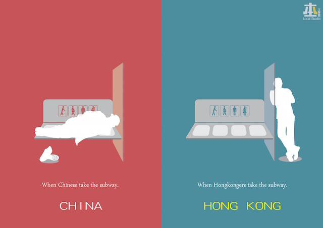 politeness a comparison between chinese The differences between english and chinese think for example of the increasing degree of politeness of the following instructions: open the window, please.